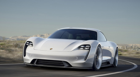 Porsche Mission E Gets RS Treatment in Wild Rendering