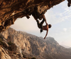 Climbing in Greece