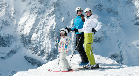 Oz-en-Oisans – a family-friendly ski resort with amazing slopes