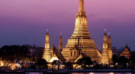 Bangkok – Venice of the East